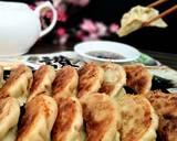 Kulit Gyoza/Dumpling goreng, rebus, kukus..recomended langkah memasak 9 foto