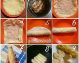 Fish Egg Rolls with Cheese sauce langkah memasak 3 foto