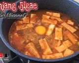Doenjang Jjigae ala Our Channel langkah memasak 16 foto