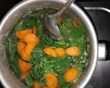 Sayur Bening Bayam langkah memasak 6 foto