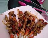 Sate Sapi Barbeque langkah memasak 3 foto
