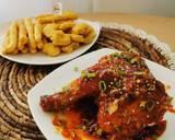 Chicken Gochujang (Ayam Goreng Ala Korea) langkah memasak 5 foto