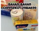 Cheesekut Unbaked