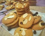 29. Cinnamon Cookies #SeninSEMANGAT langkah memasak 7 foto