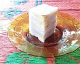 Nagasari versi Loyang langkah memasak 8 foto