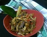 Ayam Suwir pedas langkah memasak 2 foto