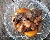 #01. Semur Ampela Hati Ayam langkah memasak 6 foto