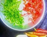 Nasi goreng Daun Jeruk (Enak & Mudah) langkah memasak 1 foto