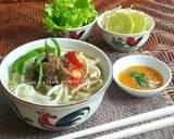 Mie Kuah Vietnam (Vietnamese noodle soup)#pr_aneka mie kuah langkah memasak 3 foto