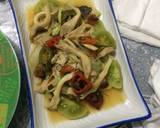 Tumis jamur #bandung_recookwinakartika langkah memasak 2 foto