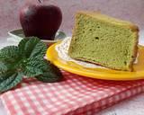 429. Chiffon Matcha/Green Tea Putih Telur #RabuBaru #BikinRamad langkah memasak 13 foto