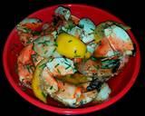Mike's 10 Minute Garlic Crab Lobster & Shrimp Marisco recipe step 9 photo