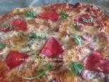 Foto del paso 6 de la receta Pizza crujiente mar y montaña