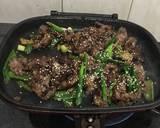 Beef Stir Fry with Ginger and Garlic langkah memasak 4 foto