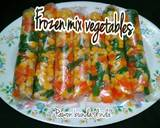Frozen mix vegetables langkah memasak 4 foto