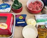 КАННЕЛЛОНИ с двумя видами начинки: мясная и шпинат + рикотта  - 1 фото