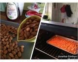 Honey Roasted Almond langkah memasak 1 foto