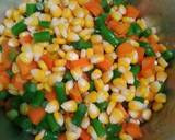 Frozen mix vegetables langkah memasak 3 foto