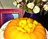 Orange Puding Mangga langkah memasak 2 foto