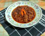 Krengsengan Pedas Daging Sapi langkah memasak 5 foto