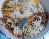 Martabak Nasi langkah memasak 4 foto