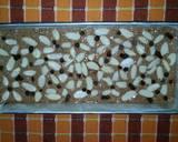 Brownies topping almond chocochip #PR_BrowniesDCC langkah memasak 5 foto