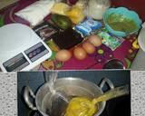 BrowKat Layer #BrowniesAlpukat langkah memasak 1 foto