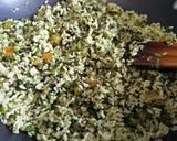 Hriyala Pulao With Mint Raita recipe step 4 photo
