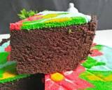 52 - 3 Brownies Batik langkah memasak 13 foto