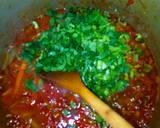 Jollof macaroni recipe step 3 photo