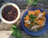 Sayur Sop Ayam langkah memasak 5 foto