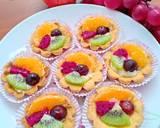 Pie Buah langkah memasak 4 foto