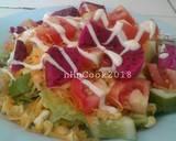 Salad sayur yummy langkah memasak 2 foto