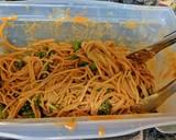 Sesame Peanut noodles, spicy recipe step 6 photo
