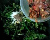 Sayur pakis kuah santan langkah memasak 5 foto
