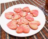 Pinky Marble Cookies langkah memasak 7 foto