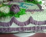 Base cake kukus empuk bgt langkah memasak 16 foto