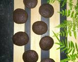 Brownies Cookies #kamismanis langkah memasak 9 foto