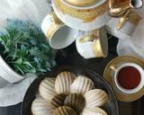 French Madeleine langkah memasak 9 foto