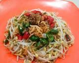 Tumis Taoge Teri Medan langkah memasak 4 foto