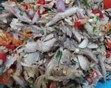 Ikan Tongkol Suir Sambal Matah langkah memasak 3 foto