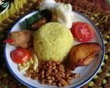 Nasi Kuning Tumpeng Mini #PR_VivaTalkLife langkah memasak 7 foto