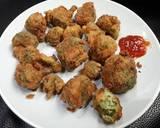 Brokoli Krispi langkah memasak 9 foto