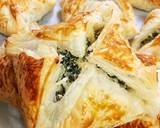 Cheese & Spinach Pastry langkah memasak 5 foto