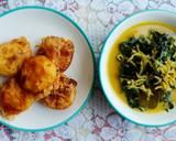Gulai Daun Pepaya Jepang & Teri Medan langkah memasak 5 foto