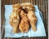 Ayam Goreng Tepung langkah memasak 9 foto