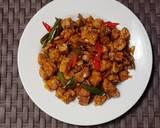 Nasi Kuning Banjar langkah memasak 12 foto