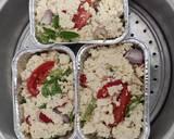 46. Pepes Tahu Ayam (Tanpa Daun Pisang) langkah memasak 4 foto