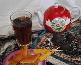 Persian style black tea with dried lime recipe step 3 photo
