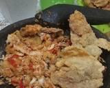 Ayam Geprek Bensu KW langkah memasak 11 foto